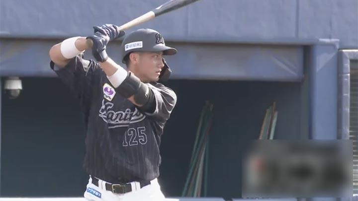 千葉ロッテが植田将太を支配下選手登録、背番号は「95」 「ここからが本当のスタート」
