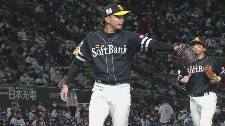 東浜巨が8回無失点で自身7連勝&9勝目! 福岡ソフトバンクが月間21勝をマーク