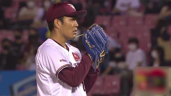 則本昂大が今季初完投! 浅村栄斗が先制弾含む3安打3打点の楽天が2位浮上