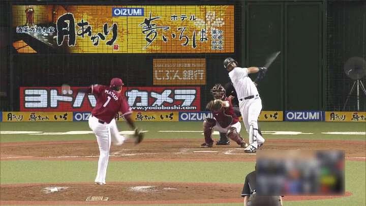 なぜ、メヒアは松井裕樹をあれだけ打てたのか? 3打席の詳細から理由を探る