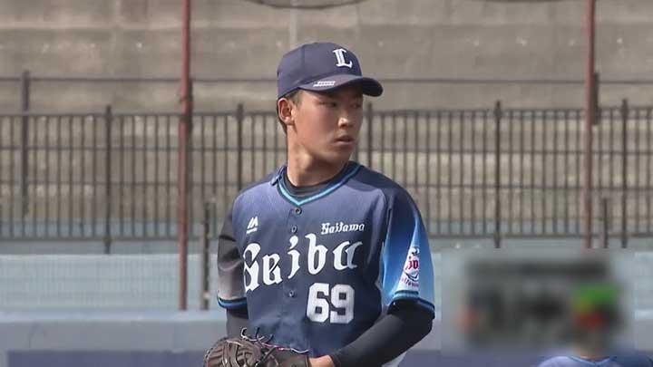 【ファーム】埼玉西武が快勝 上間永遠は6回1失点の好投、水上由伸も登板