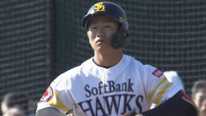 【ファーム】鷹打線が13安打9得点の大暴れ 福岡ソフトバンクが阪神に連勝