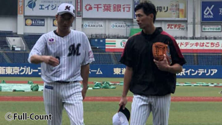 千葉ロッテ岡大海、移籍即スタメンで3四球1死球の4出塁 井口監督「次の試合も使う」