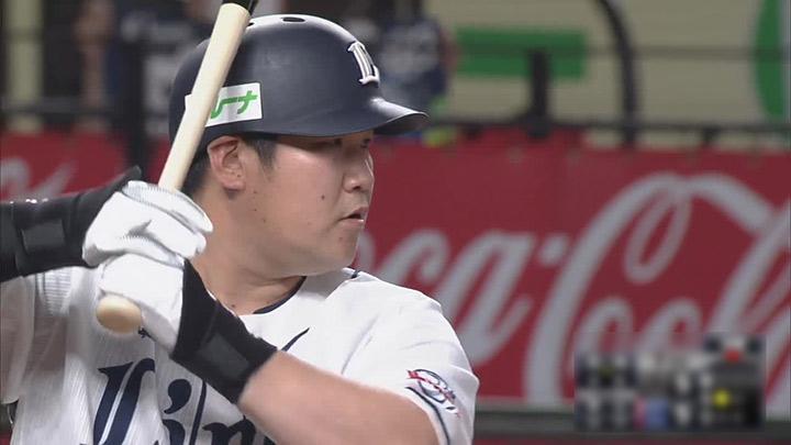 中村剛也が勝ち越し2ランも、ギャレットが5失点を喫し埼玉西武が阪神に逆転負け