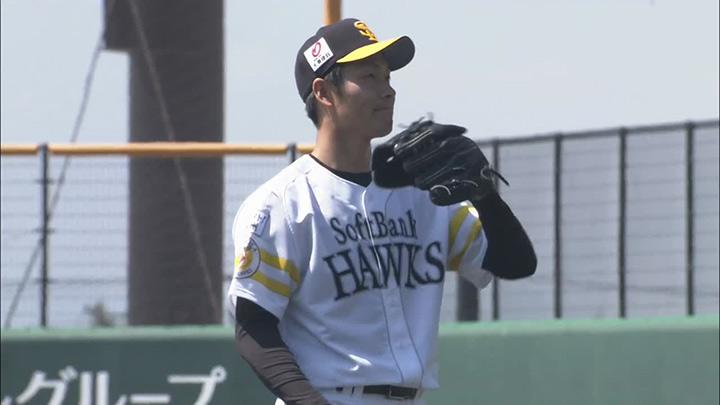 【ファーム】武田翔太が5回2安打0封。海野隆司に一発も出た鷹が連敗ストップ