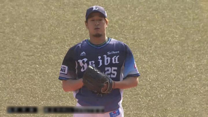 平井克典が7回1失点の好投で今季3勝目! 接戦を制した埼玉西武がカード勝ち越し