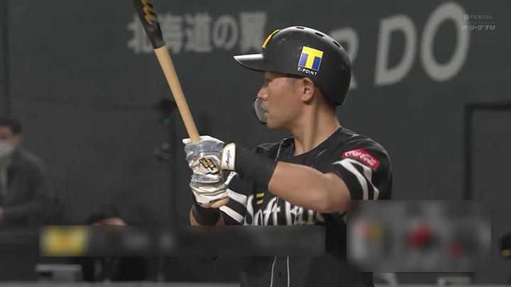 中村晃の決勝打で福岡ソフトバンクが同一カード3連勝! 松本裕樹が今季初白星