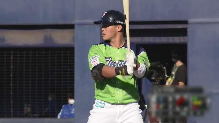 【ファーム】王柏融が本塁打を放つも、投手陣が崩れ北海道日本ハムが敗戦
