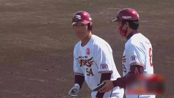 東北楽天ゴールデンイーグルス・和田恋選手(C)パーソル パ・リーグTV