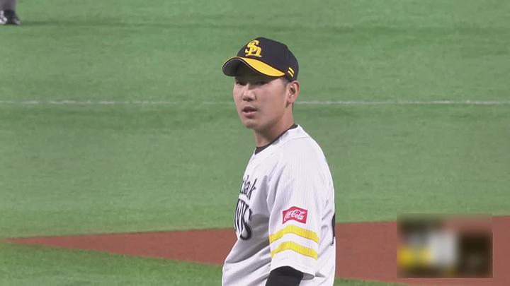 石川柊太が7回1失点で育成出身初の開幕投手勝利! 4本塁打が飛び出した鷹が開幕戦5連勝