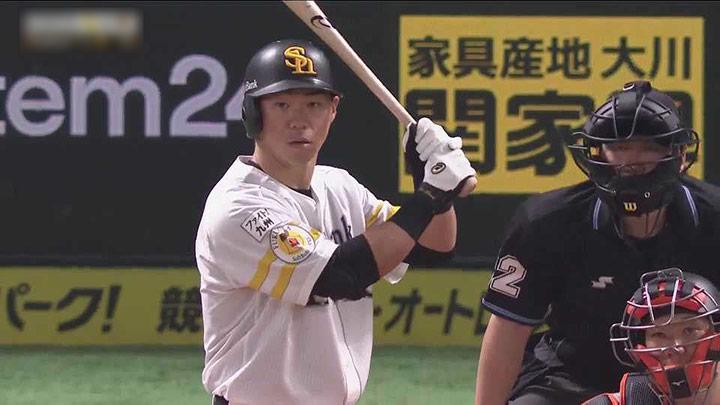 鷹一筋15年の打撃職人。長谷川勇也の活躍を映像で振り返る