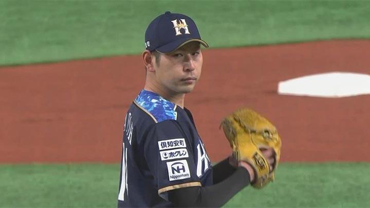 加藤貴之が7回無失点の好投で自身3連勝!  王柏融も今季初本塁打で北海道日本ハムが勝利