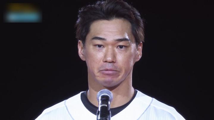 福岡ソフトバンク・長谷川勇也引退セレモニー全文「プロ野球生活15年間は、多くの方々に支えられ、順風満帆の野球人生でした」