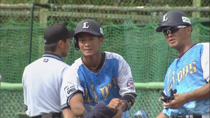【ファーム】埼玉西武が打ち勝って8月初勝利! 綱島龍生が勝ち越し打