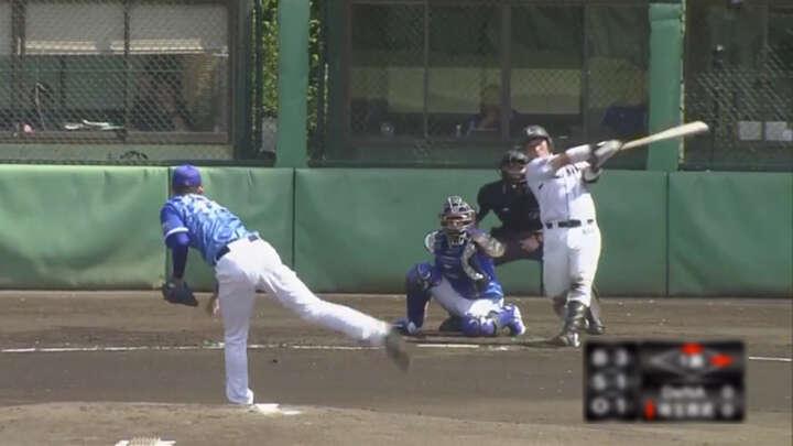 【ファーム】駒月仁人が7号3ラン。埼玉西武が継投策で逃げ切りカード初戦勝利