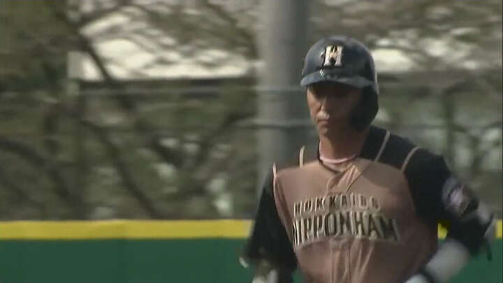 【ファーム】横尾俊建、谷内亮太、万波中正の本塁打で北海道日本ハムが逆転勝ち
