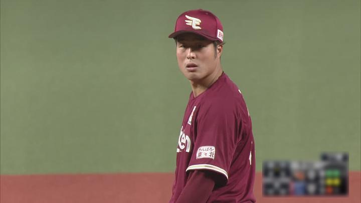 瀧中瞭太が7回0封で今季初勝利。辰己涼介、茂木栄五郎に本塁打も出た楽天が3連勝