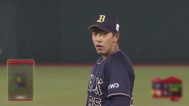 オリックス西村監督、育成出身・神戸文也は「投げっぷりがいい」4時間29分熱戦でプロ初H