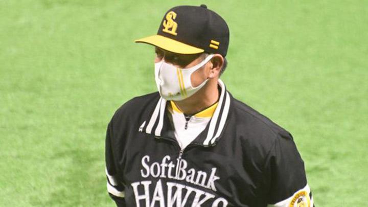 鷹・工藤公康監督、プロ1号の埼玉西武ドラ1渡部健人は「お見事」 5連敗には「反省して前を」