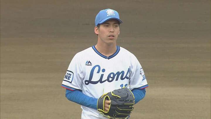 【ファーム】齊藤大将が6回0封の好投も…… 埼玉西武が痛恨の満塁被弾で逆転負け