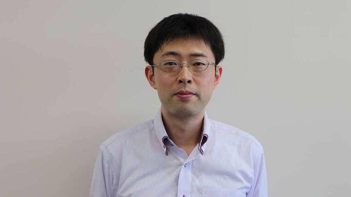 矢谷氏は「人とコンピュータの関わり方」を日々、研究している