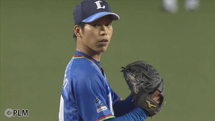 埼玉西武のドラ1・齊藤大将が本拠地でデビュー登板。1回無失点