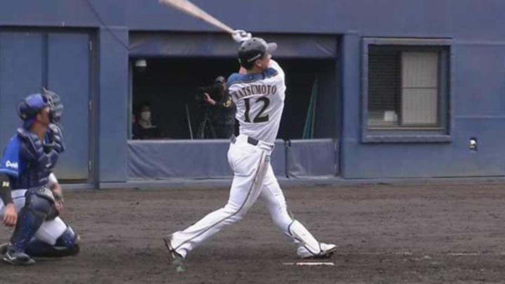 【ファーム】松本剛が2安打3打点、宮田輝星が3安打も、投手陣崩れ北海道日本ハムが敗戦
