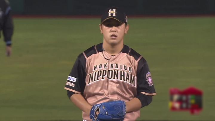 河野竜生が6回1失点で今季先発初勝利! 北海道日本ハムが連敗を2で止める