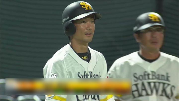 【ファーム】明石健志が一時逆転打を放つも、最終回に再逆転を許し若鷹が敗戦