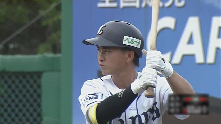 【ファーム】川野涼多が決勝タイムリー! 浜屋将太は7回2失点の好投