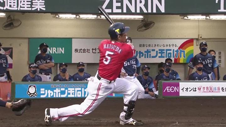 北九州で15安打9得点と打線爆発の福岡ソフトバンクが快勝! 東浜巨は2勝目