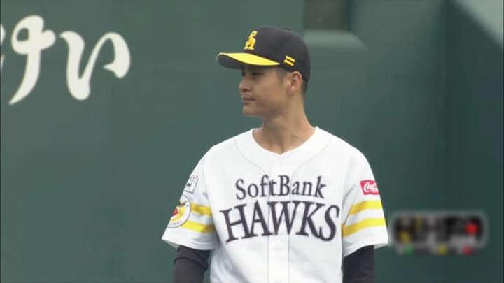 【ファーム】大竹耕太郎が6回1失点の好投。投手戦を制した鷹が今季初勝利