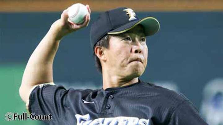北海道日本ハム鶴岡慎也「コトイチ」送球で21歳守護神救う「もうあんなボール投げられない」