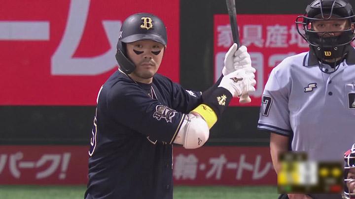 T-岡田が2打席連続本塁打で4打点! 山本由伸はリーグトップタイの9勝目をマーク