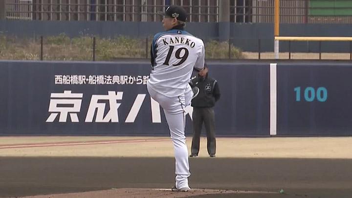 【ファーム】金子弌大が5回無失点の好投。ルーキー野手の活躍で北海道日本ハムが勝利