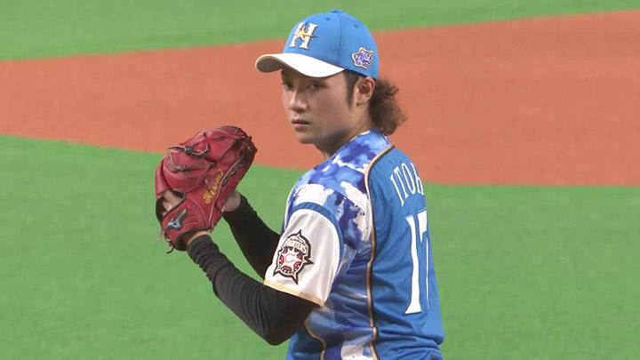 伊藤大海が7回2失点で9勝目! 近藤健介も2安打3打点と躍動した北海道日本ハムが勝利