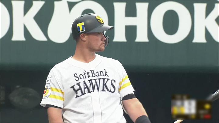 【ファーム】リチャードが2安打2打点の活躍。降雨コールドで鷹が虎に連敗