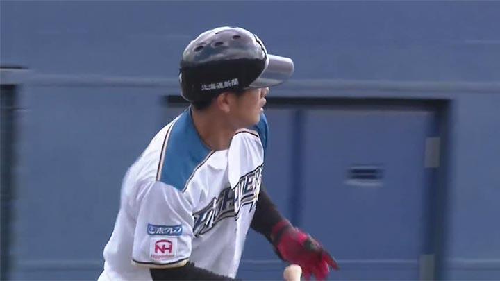 【ファーム】郡拓也、野村佑希が本塁打を放つも、序盤の失点が響き北海道日本ハムが敗戦