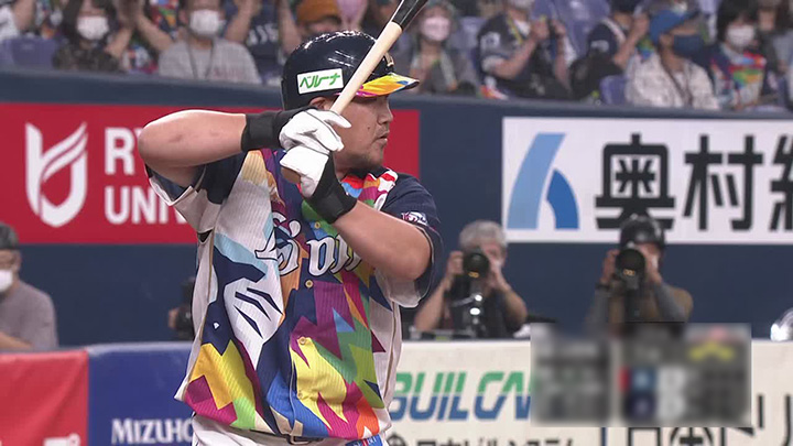 中村剛也が満塁弾含む3安打5打点! 與座海人が今季初勝利を挙げた埼玉西武が連敗ストップ