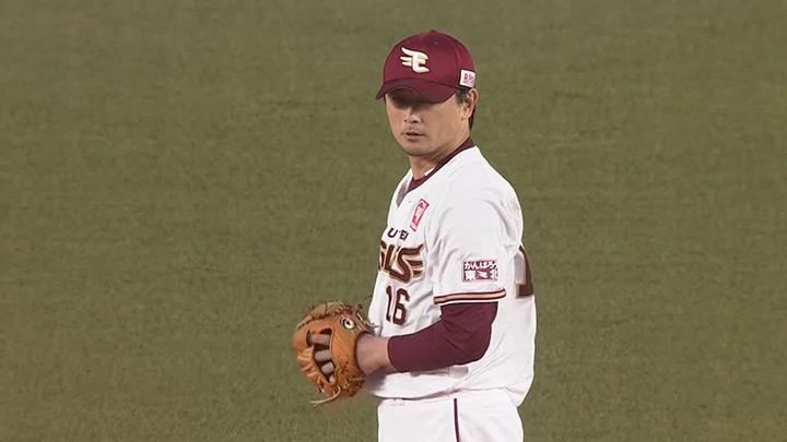 涌井秀章が史上47人目の2500投球回を達成! 15安打13得点の猛攻で楽天が勝利