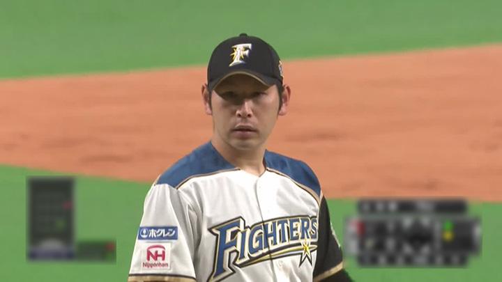 北海道日本ハムファイターズ・加藤貴之投手(C)パーソル パ・リーグTV