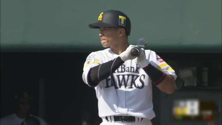 【ファーム】谷川原健太が2本塁打! 上林誠知も3打点の活躍で福岡ソフトバンクが勝利