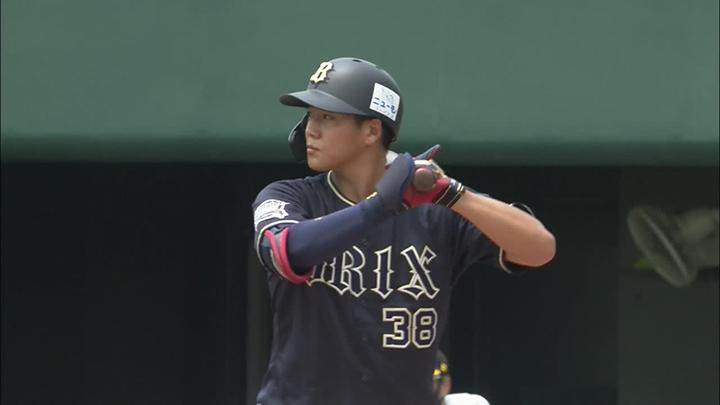【ファーム】ルーキー・来田涼斗が猛打賞の活躍! 榊原翼は5回2失点の力投で4勝目