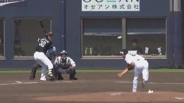 【ファーム】柳町達、古澤勝吾、海野隆司がそれぞれ2打点の活躍で福岡ソフトバンクが勝利!