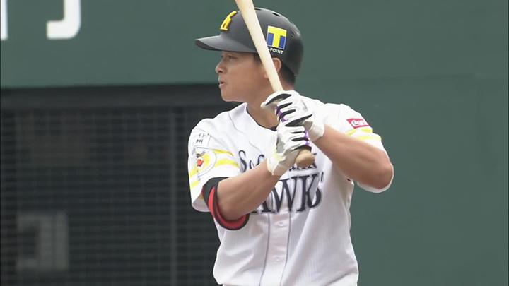 【ファーム】代打・谷川原健太が走者一掃の逆転打! 福岡ソフトバンクが3連勝