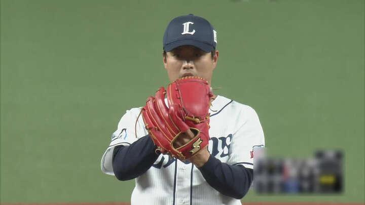 ニール、松本航ら投手陣が好投。最少得点を守り切って埼玉西武が勝利