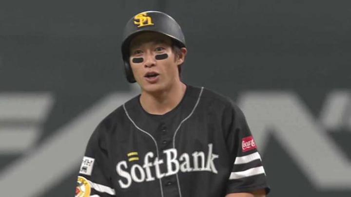 柳田悠岐が同点2ラン&栗原陵矢が猛打賞の活躍を見せるも...... 福岡ソフトバンクが逆転負け