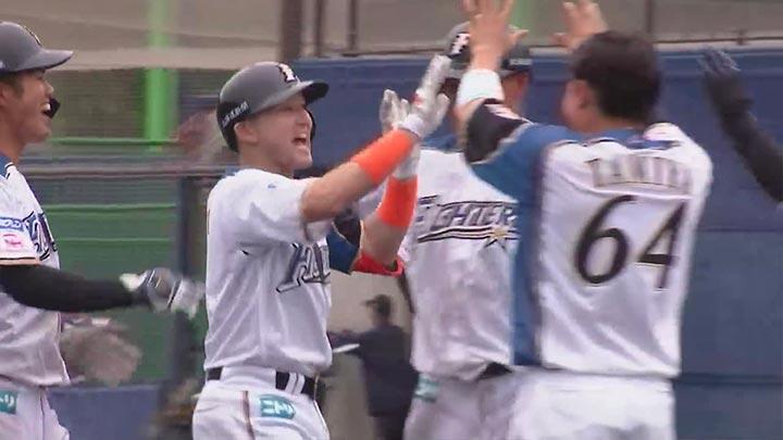 【ファーム】杉谷拳士がサヨナラ打! 北海道日本ハムが最終回に3点差を逆転勝利