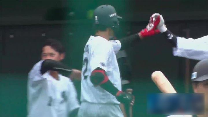 【ファーム】藤原恭大が本塁打含む2安打3打点の活躍! 千葉ロッテが楽天に快勝