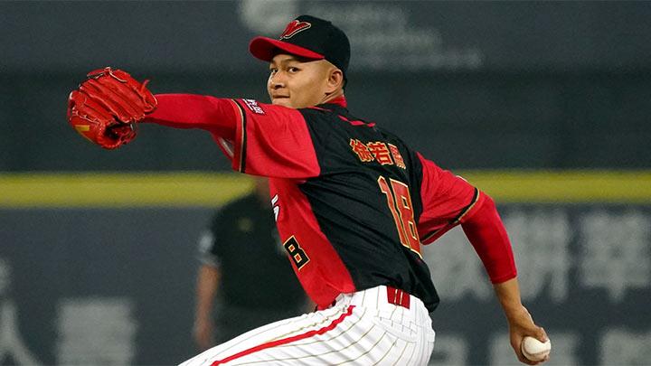 写真提供:中華職業棒球大連盟CPBL